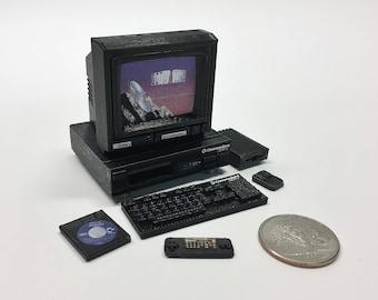 Mini Commodore CDTV - 3D Printed!