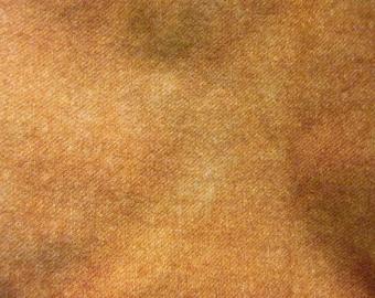 "Dark Mustard by Rebekah L. Smith: ""Wool colors from Rebekah's own dye recipes"""