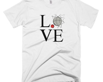 Petanque Love French Boules Short-Sleeve T-Shirt