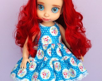 Disney animator doll dress