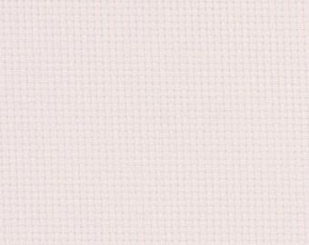 Aida canvas pink 40 X 45 cm