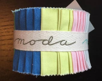 Junior Jelly Roll Color Theory by Moda