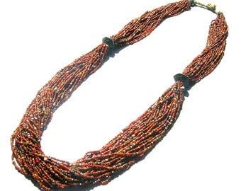 Antique Necklace - Northeast India