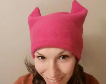 Pussy hat pink cat pussy hat pussyhat womans march girl power womans revolution feminism human rights resistance empowerment feminist resist