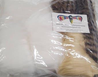 Fur Scrap bag #17