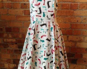 Grace Swing Dress Size 18