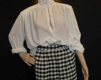 Synonym of GEORGES RECH - Vintage Blouse - size 38 GB