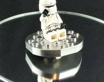 Emmet the Spinning Coin Top Stainless Steel