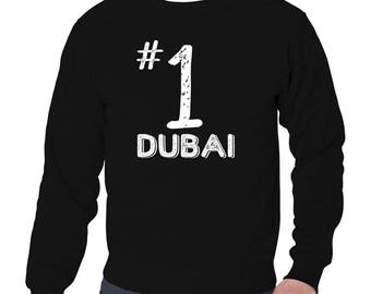 Number 1 Dubai Sweatshirt