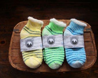 Alpaca sock thermal