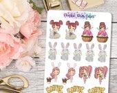 Cute Doll- Easter -A01