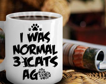 Crazy Cat Lady Mug, Best Cat Lover Gifts, Cat Coffee Mug, Cat Lover Mug, Funny Cat Mug, Crazy Cat Lady Gift, Cat Lover Gift Ideas, Black Cat