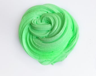 Peppermint Candy Apple - Scented Butter Slime