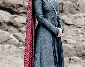 Game of Thrones Daenerys Targaryen season 7 Halloween cosplay costume replica