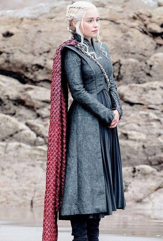how to make daenerys targaryen costume season 7
