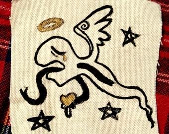 Angelic Void slump Creature Art Patch