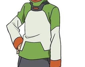 Voltron - Pidge Cosplay Sweatshirt, Jacket, Hoodie - Made to Order