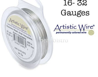 STAINLESS STEEL Artistic Wire