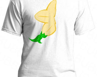 Paopu Fruit Half Kingdom Hearts Shirt - Hand Drawn!