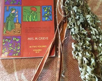 1971 A Modern Herbal Vol. 1 by Mrs. Grieve