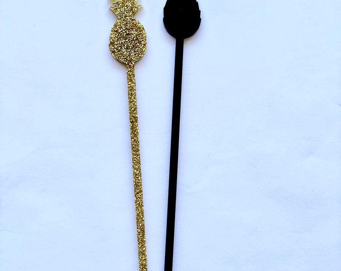 Pineapple Stir Stick