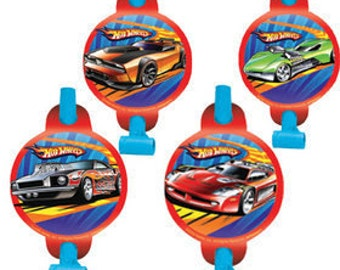 Hot Wheels ''Speed City'' Blowouts 8ct