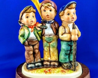 Traveling Trio Hummel Figurine