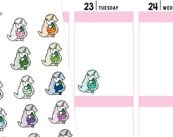 Payday Unicorn Planner Stickers, Payday Stickers, Money Stickers