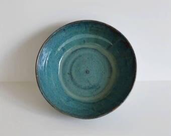 Medium Blue Nesting Bowl