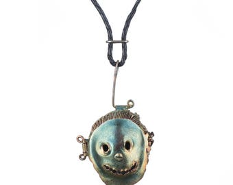 Jason, locket, fashion jewelry
