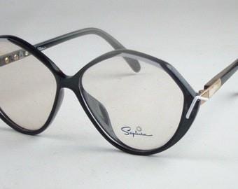 Saphira 4145 / Vintage 80s  Eyeglasses / N O S  / made in Germany    art. B