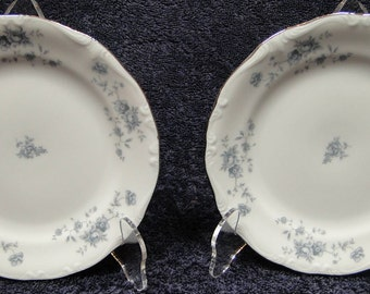 """TWO Johann Haviland Traditions Bread Plates 6 1/4"""" Set of 2 EXCELLENT!"""