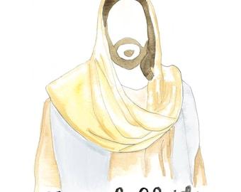 Jesus the Christ downloadable print