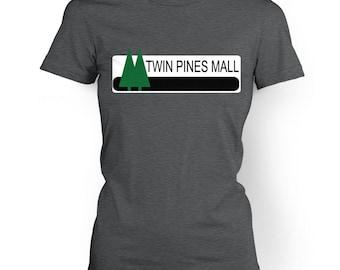 Twin Pines Mall women's t-shirt
