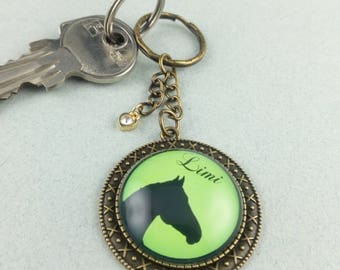 "Key Ring ""Your darling"""