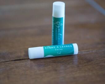 Chapstick cherry lipsil tube lipstick, lip gloss