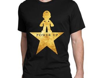 Power up ! Mario inspired T-shirt
