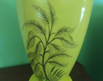 Vintage Royal Winton V Shaped Vase-Made in England