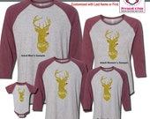 Holiday Shirts Reindeer D...