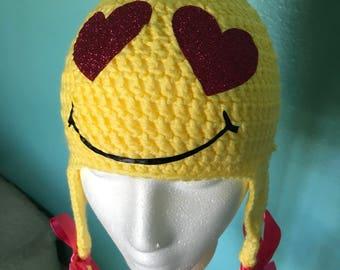 Crochet Emogi hat