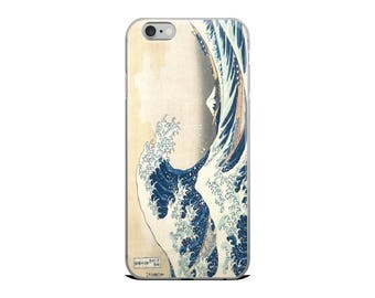 The Great Wave Off Kanagawa Iphone Case - 5/5s/Se, 6/6s, 6/6s plus 7/7 plus case - iPhone