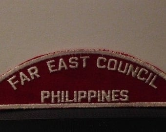 Boy Scout Far East Council Philippines