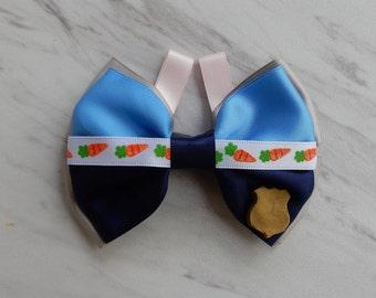Judy Hopps bow, Zootopia bow