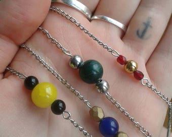 "Harry Potter necklaces ""Hogwarts Houses"