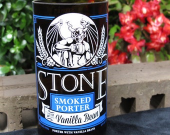 liquor gift for him stone smoked porter tumbler gift idea for cousin gift for uncle liquor cabinet gift from wife badass gift idea exchange