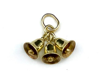 Group of Bells Charm