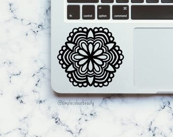 Mandala Vinyl Sticker