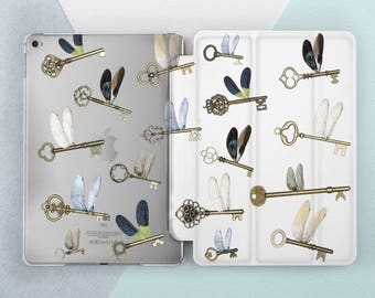 Winged Keys iPad case Harry Potter iPad mini 4 case Flying Keys iPad air 2 case iPad pro 10 5 case iPad pro 12 9 case iPad 5th gen case