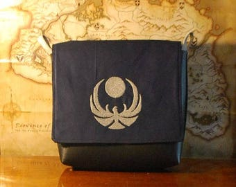 Skyrim Inspired Nightingale Simple Purse (Free Shipping)