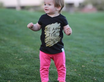 We Are The Future Children's Shirt